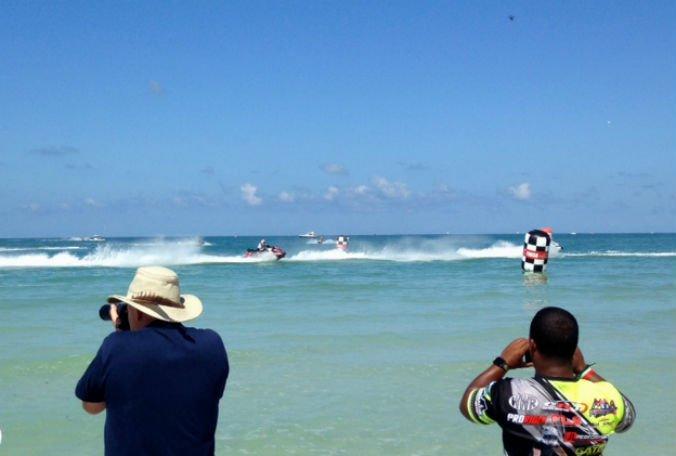 Grand Prix of the Gulf speeds into St. Pete Beach