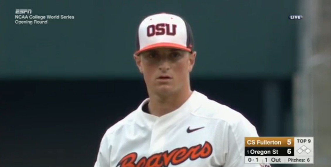 Drew Rasmussen out here throwing 🔥🔥🔥 in the 9th! #CWS https://t.co/495...