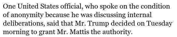 test Twitter Media - Trump Gives Mattis Authority to Send More Troops to Afghanistan https://t.co/iPfNdLMl8M https://t.co/Q5GK0OAe9v