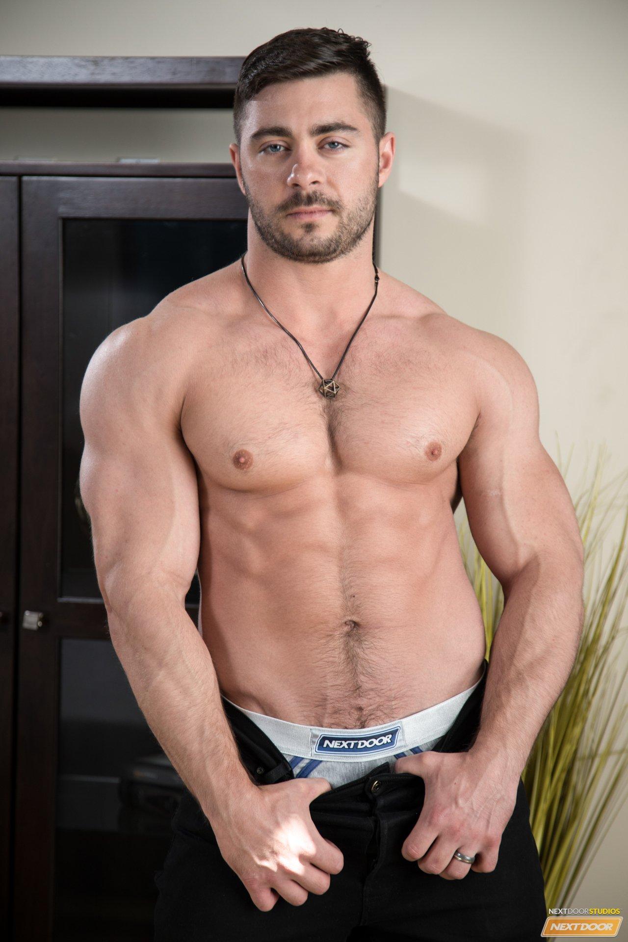 from Cruz nude gay horny muscular sex