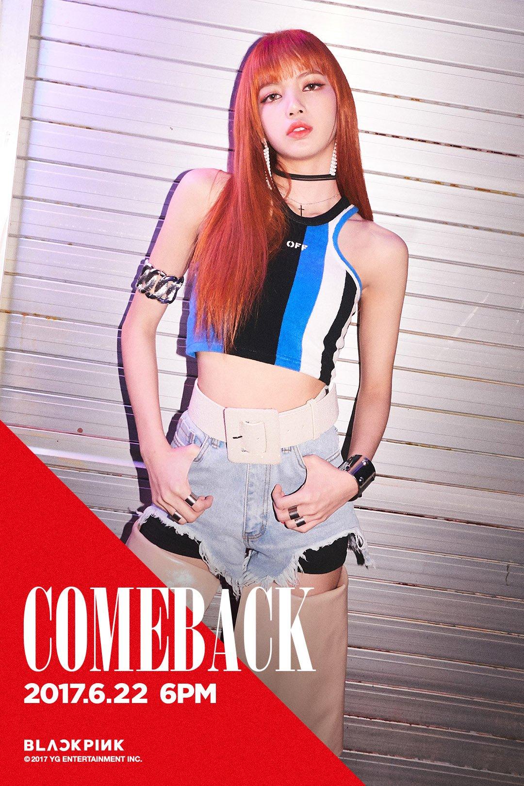 """BLACKPINK >> Mini Album """"Square Three"""" - Página 12 DCkKO7nU0AEC1tK"""