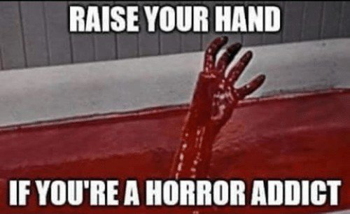 Awh what the Hell...... you can raise someone else&#39;s too!  #Horror #Bloody #Slasher @_NightmareNews<br>http://pic.twitter.com/2yUVPbn2VF