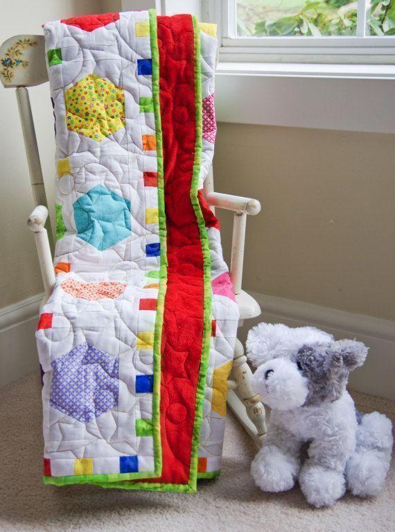 #Bright  #fun #Baby or #Toddler #modernQuilt #BabyShower #Birthday #Grandson #Granddaughter #Kids #newmoms#Giftideas  http:// buff.ly/2smpbAE  &nbsp;  <br>http://pic.twitter.com/kV2UNi6W4l