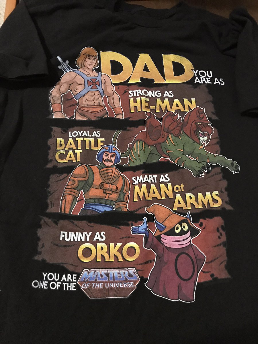 Best Fathers Day Gift #he-man #dad #heman #tshirt  http:// thirteenband.com  &nbsp;  <br>http://pic.twitter.com/7FWiO5x6Oq