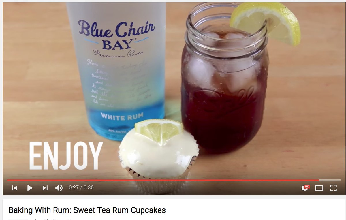 Sensational Blue Chair Bay Rum On Twitter Sweet Tea Rum Cupcakes Uwap Interior Chair Design Uwaporg