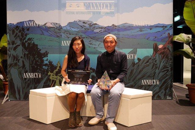 「ルーのうた」がアヌシー映画祭でグランプリ、「この世界の片隅に」は審査員賞 https://t.co/0SDQchz3ZQ #この世界の片隅に