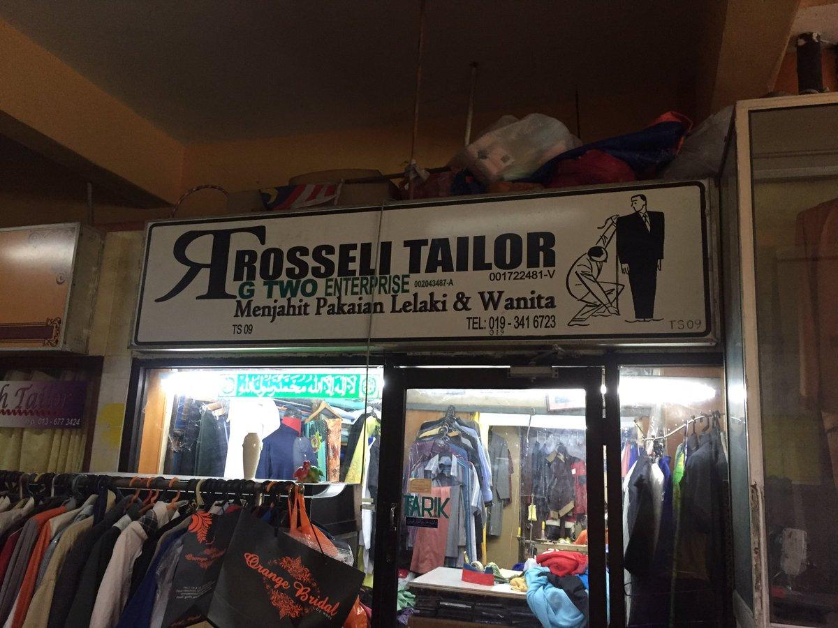Recommended. Tempah baju melayu RM90 je. Jahitan kemas.   Lokasi : Pasar Besar Gombak. https://t.co/7qtXIXfrM4