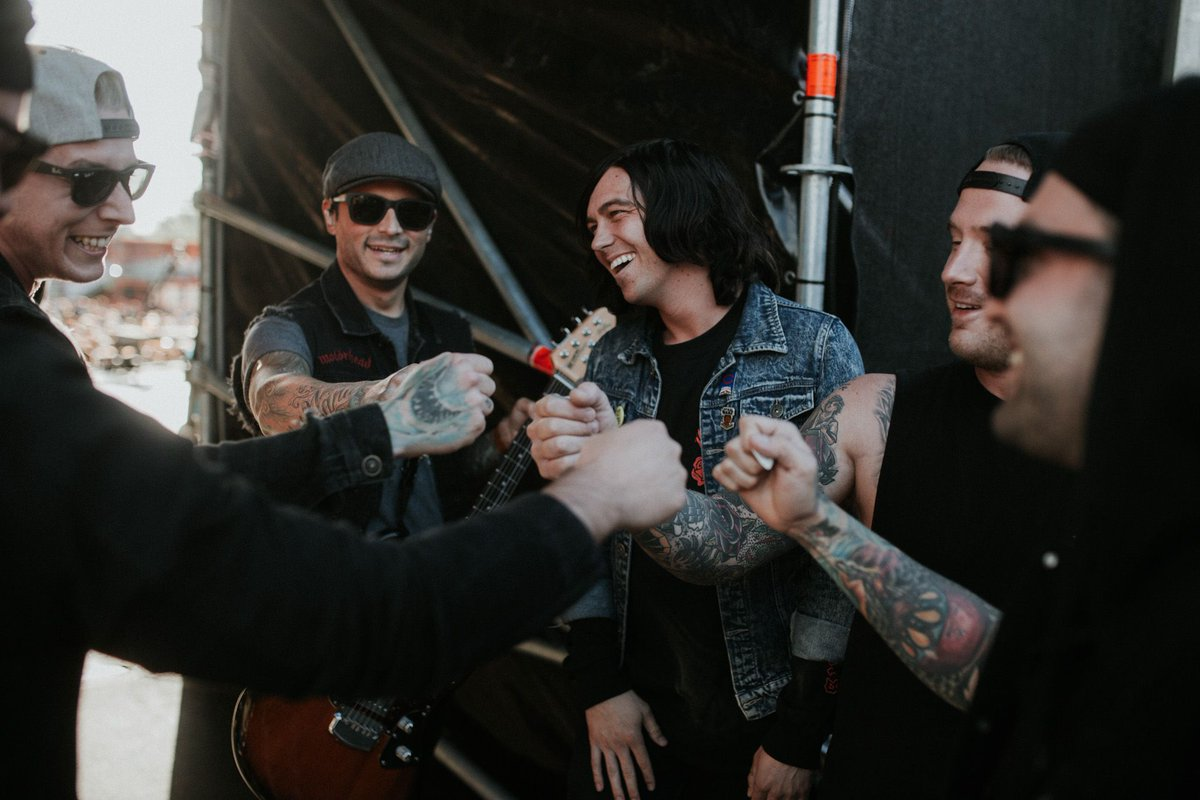 Sleeping with sirens on twitter budapest was a fuckin blast last sleeping with sirens on twitter budapest was a fuckin blast last show tonight in berlin delliottphoto m4hsunfo