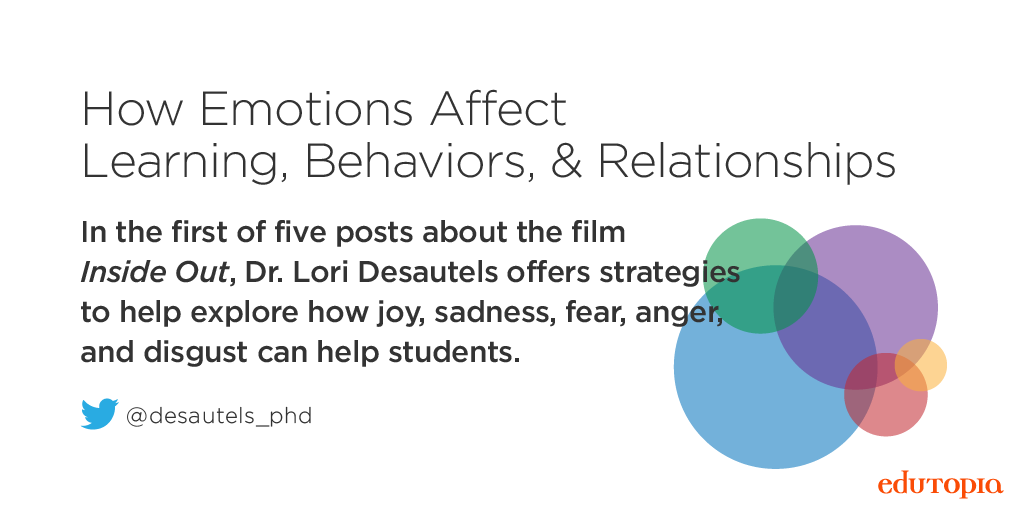 how emotions affect learning We remember events longer if joyful or terrible students who are excited about what they are learning or approach learning as a challenge, remember more.