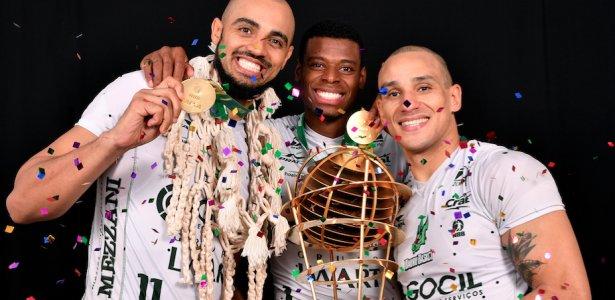 Blog Bala na Cesta:  Os méritos de Bauru, campeão do NBB e dono de um dos melhores projetos de basquete do país https://t.co/b0wMLwbLUd