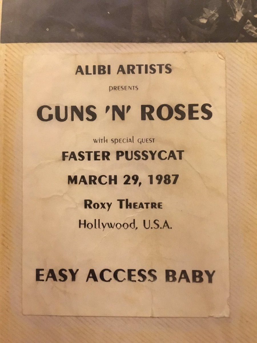 #GnR for over 30, thats #Years. #History<br>http://pic.twitter.com/D8vWIHjCDX