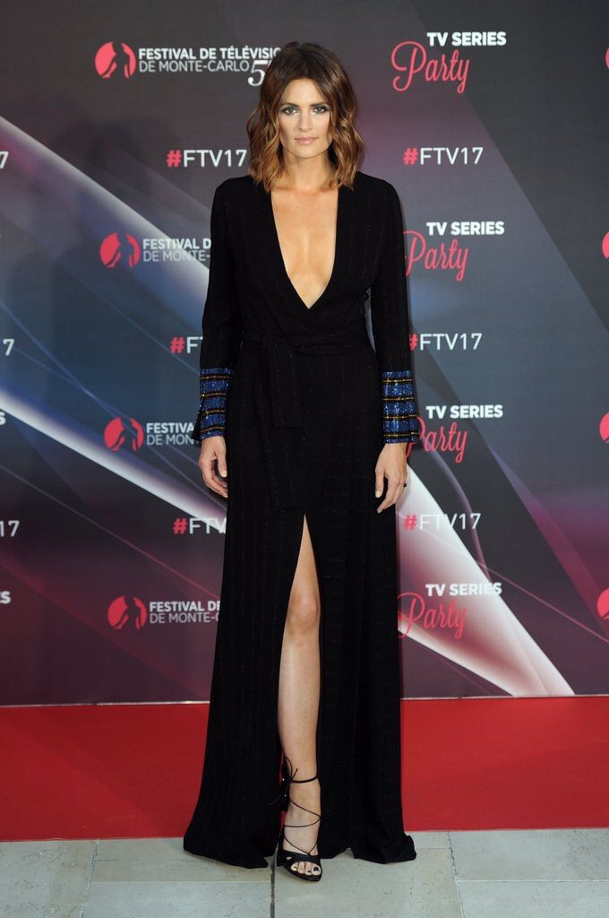 #StanaKatic at Monte Carlo Festival TV Series Party  <br>http://pic.twitter.com/6KD7Dop09J
