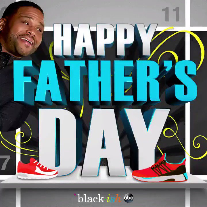 Happy #FathersDay from #blackish! https://t.co/9pPBvHeX1r