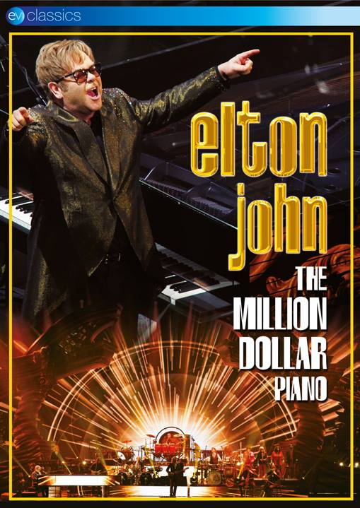 Follow & RT to #Win #EltonJohn The Million Dollar Piano on DVD!  T...