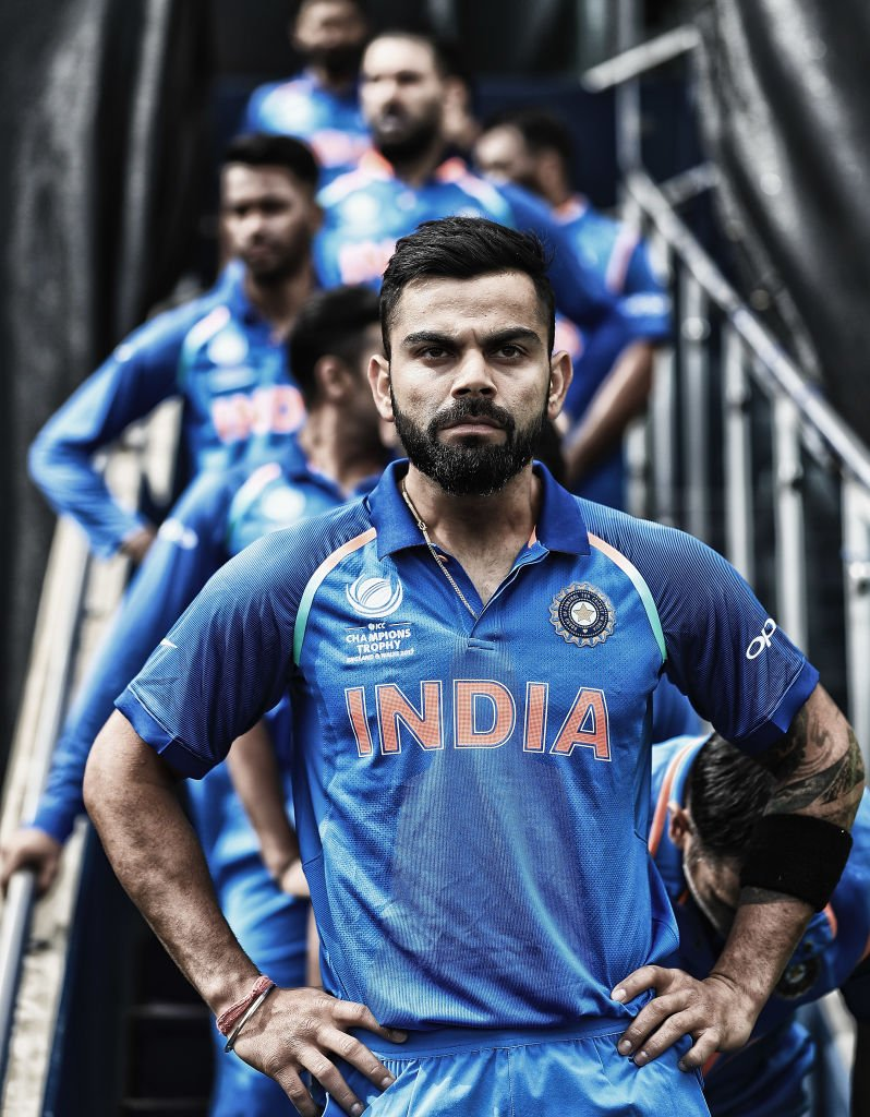 BELIEVE. BECOME #TeamIndia #INDvPAK #CT17 https://t.co/az5ATJwVDH