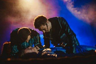 Мюзикл ромео и джульетта минусовки вражда