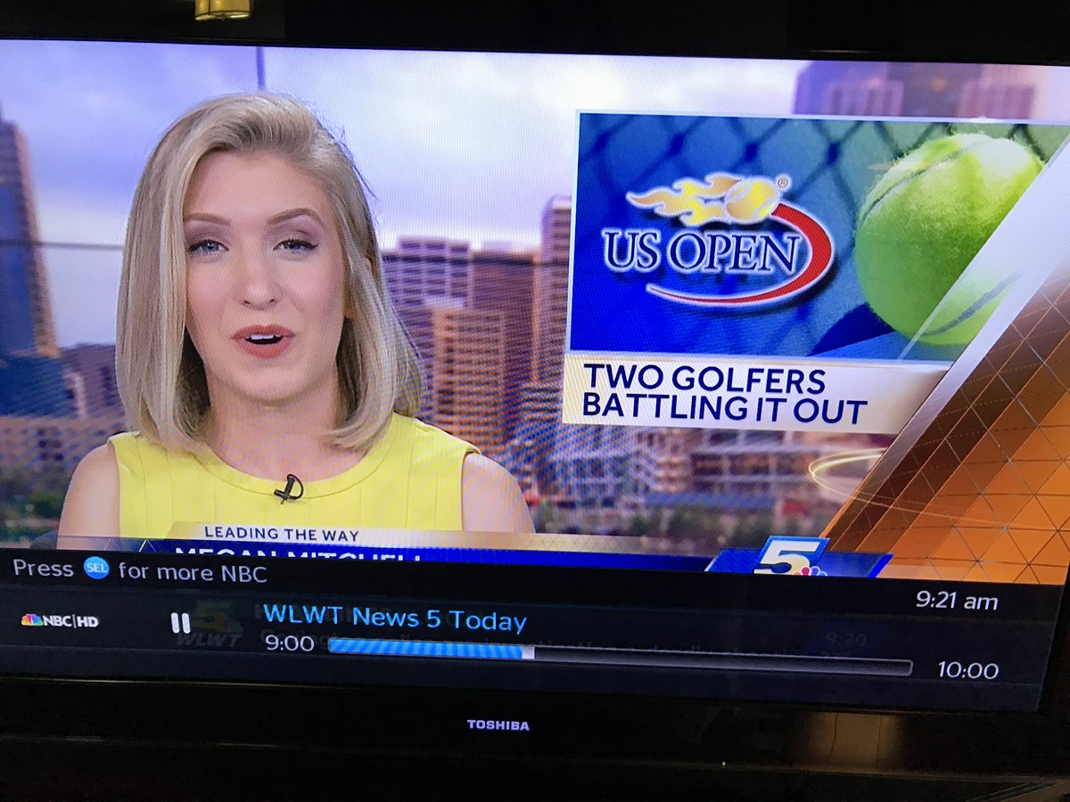 Obviously you're not a golfer. @bustedcoverage