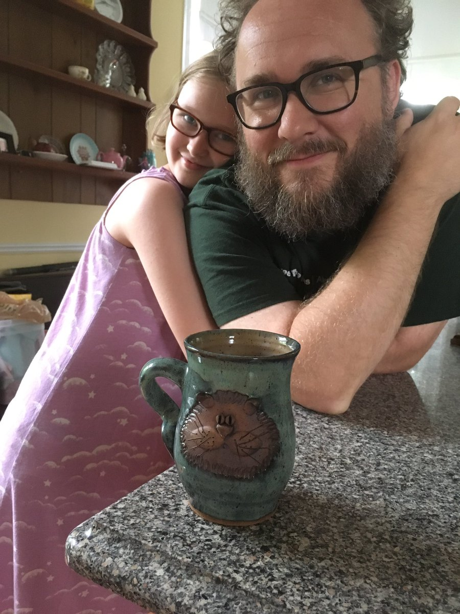 Happy Fathers Day. As is tradition, Eleanor got me an awesome mug, this year from https://t.co/T0eInCl93k https://t.co/G73IqRyctl