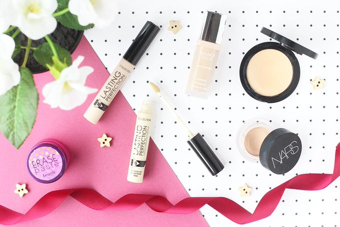 Concealers & Correctors On Rotation