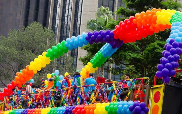 Ocorre hoje na Paulista: Parada LGBT de SP terá protestos contra interferência religiosa https://t.co/lDr1C88BqI