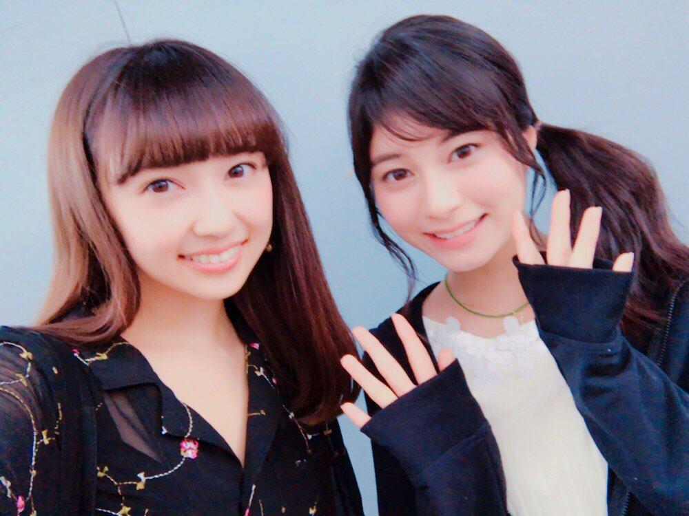 今日はなんと、小宮有紗ちゃんが来てくださいました この前の結婚式の時以来にお会いしたけど、すごくお姉…