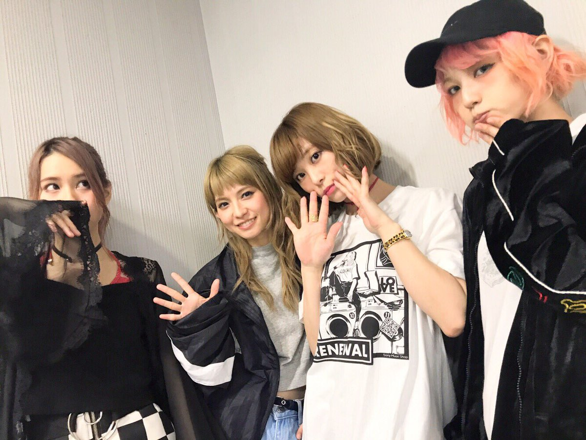 「SCANDALの47都道府県ツアー」大阪ありがとうございました🤝✨ 関西ブロックファイナルでした!最高すぎ😂 https://t.co/b...