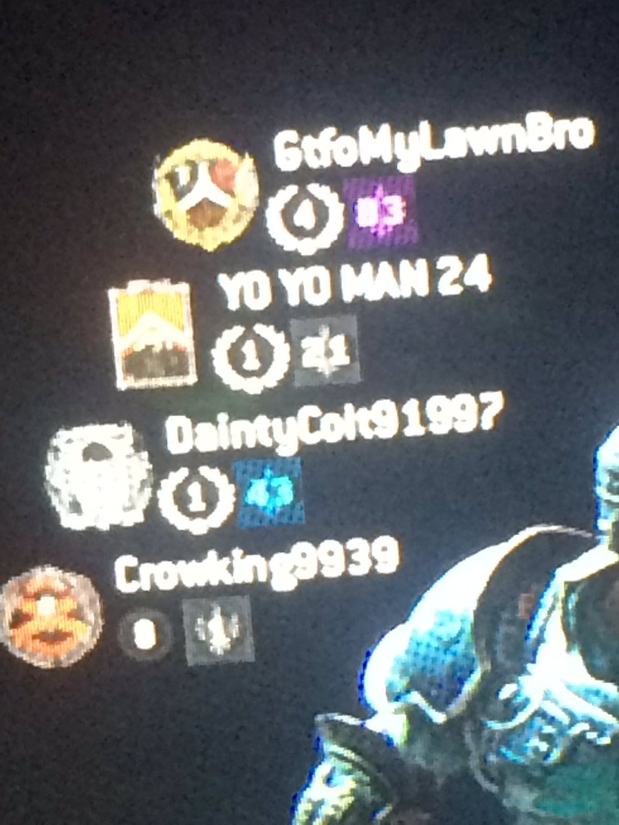 for honor matchmaking not balanced