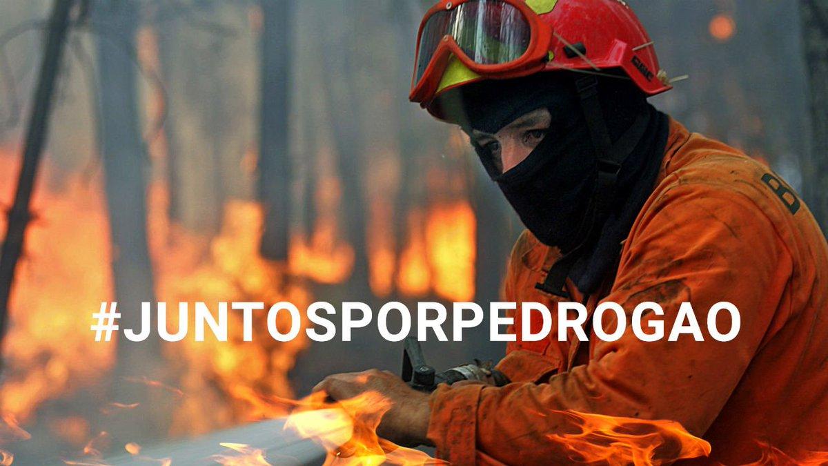 O incêndio que devastou Pedrógrão Grande é o mais mortífero de sempre. A TVI solidariza-se com as vítimas desta tragédia #juntosporpedrogao
