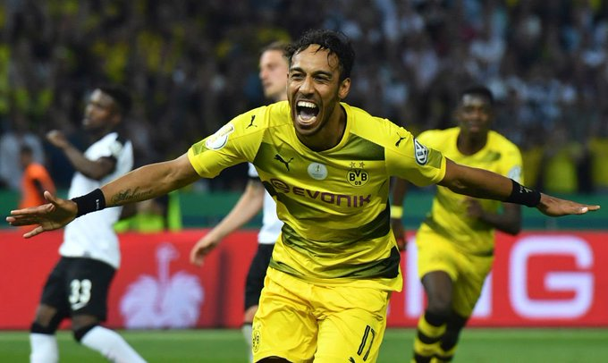 Happy birthday to Pierre-Emerick Aubameyang Be sure to expect a lot of birthday wishes from fans today mate