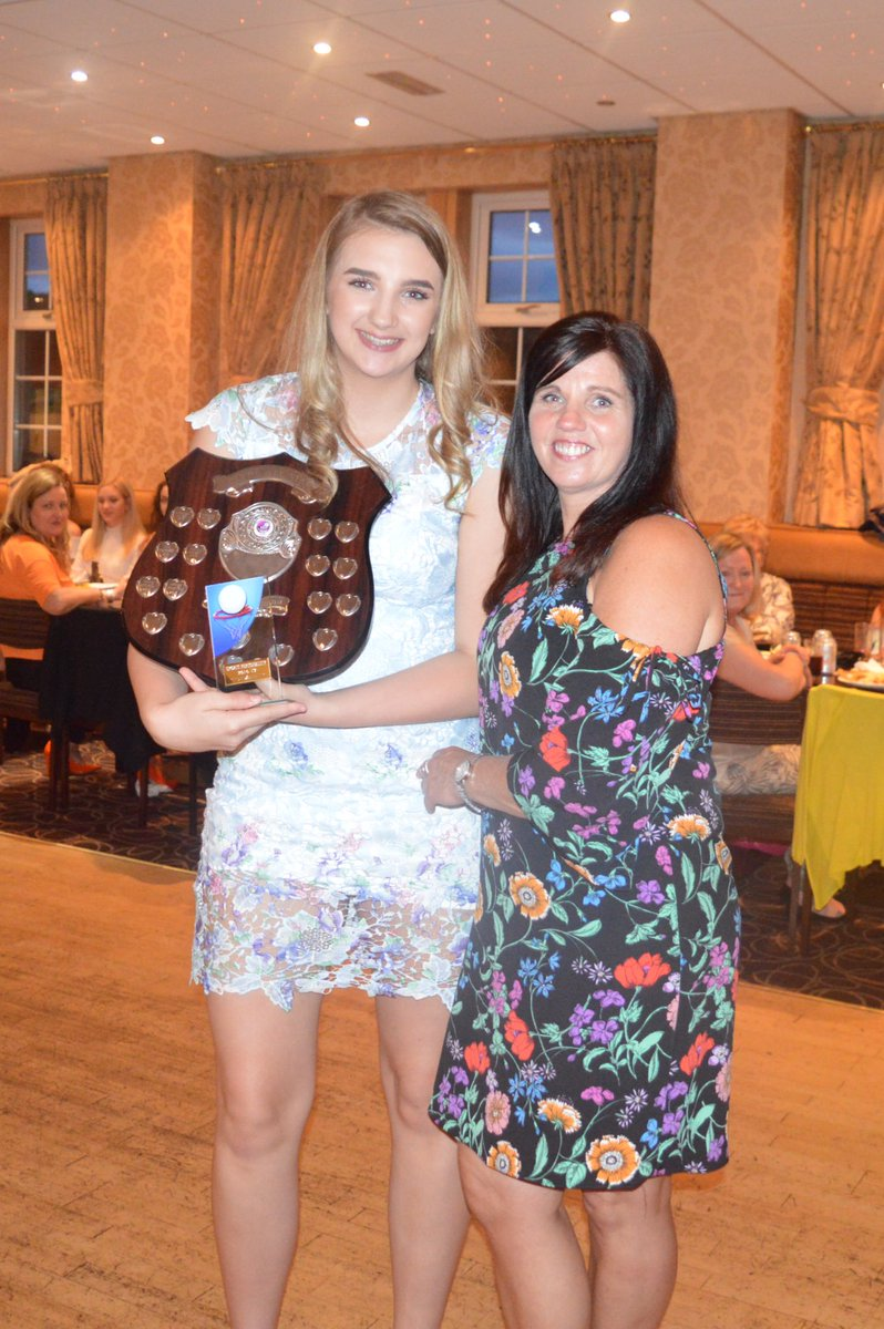 Last award winner was @AlannaBuchan who was our Sports Personality for all of her netball achievements this season #club #district #national<br>http://pic.twitter.com/KEjvrsSTn2