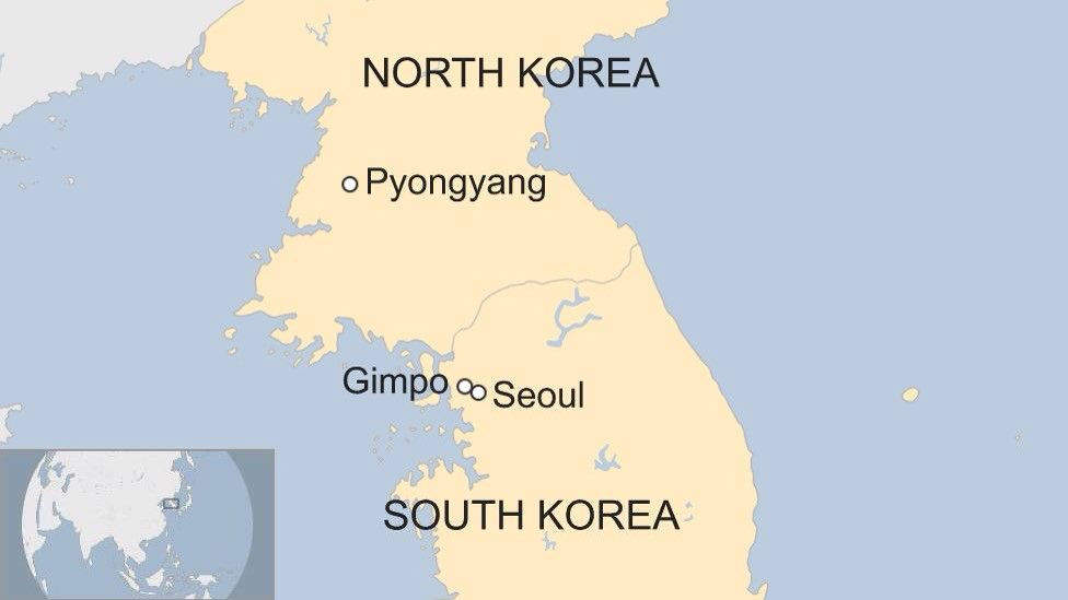 #NorthKorea soldier has fled to #SouthKorea by swimming across the #Han River, the second defection in a week #DPRK   File<br>http://pic.twitter.com/JxbturBjPC