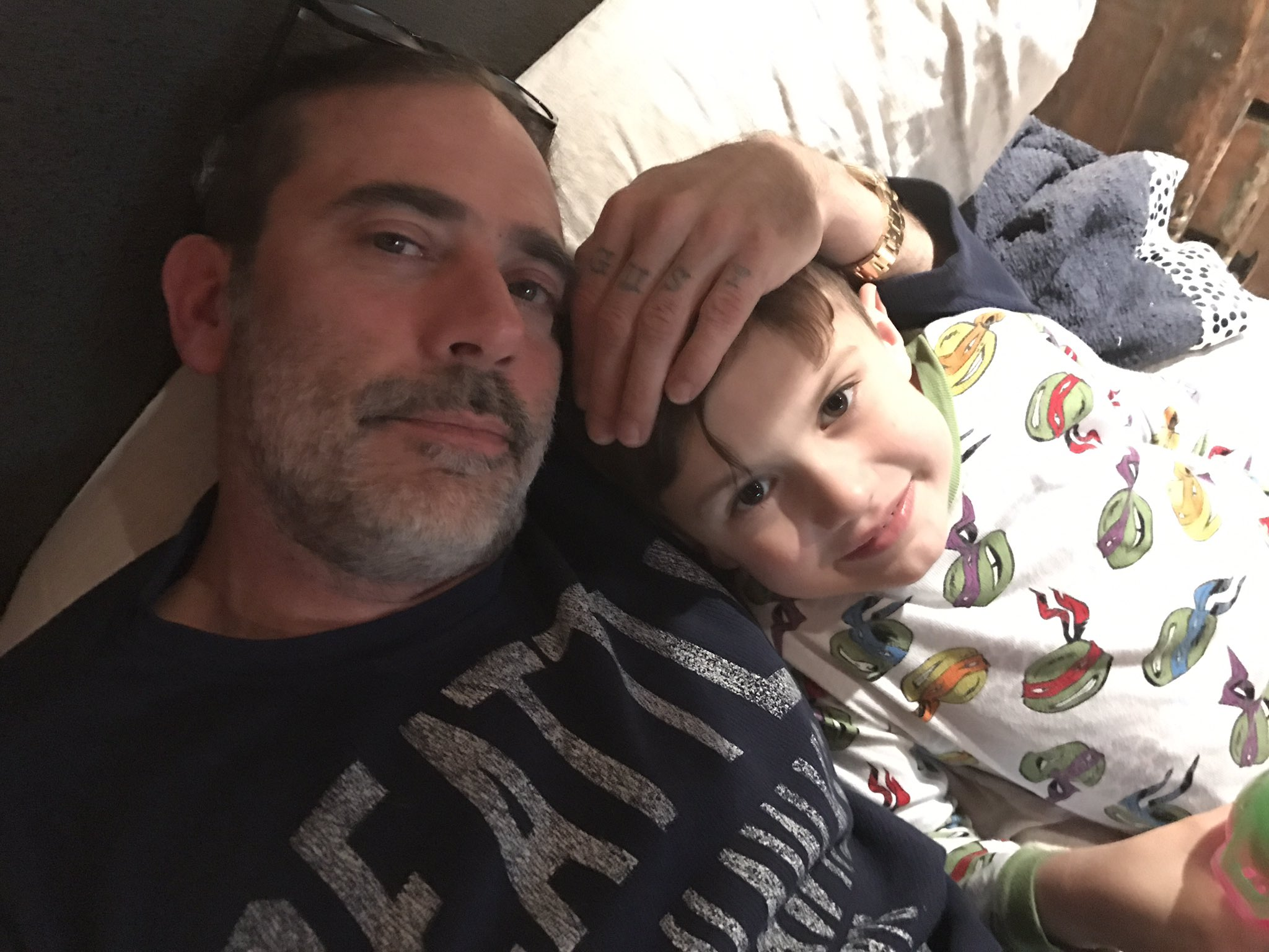 Hilarie Burton On Twitter Quot Happy Fathers Day To Our Hero Jdmorgan Love Gus Hil And All The