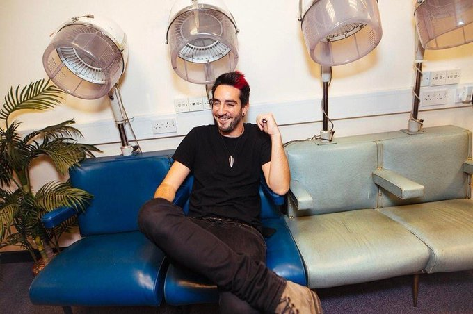 Happy birthday to Jack Barakat, the actual human embodiment of the sun.