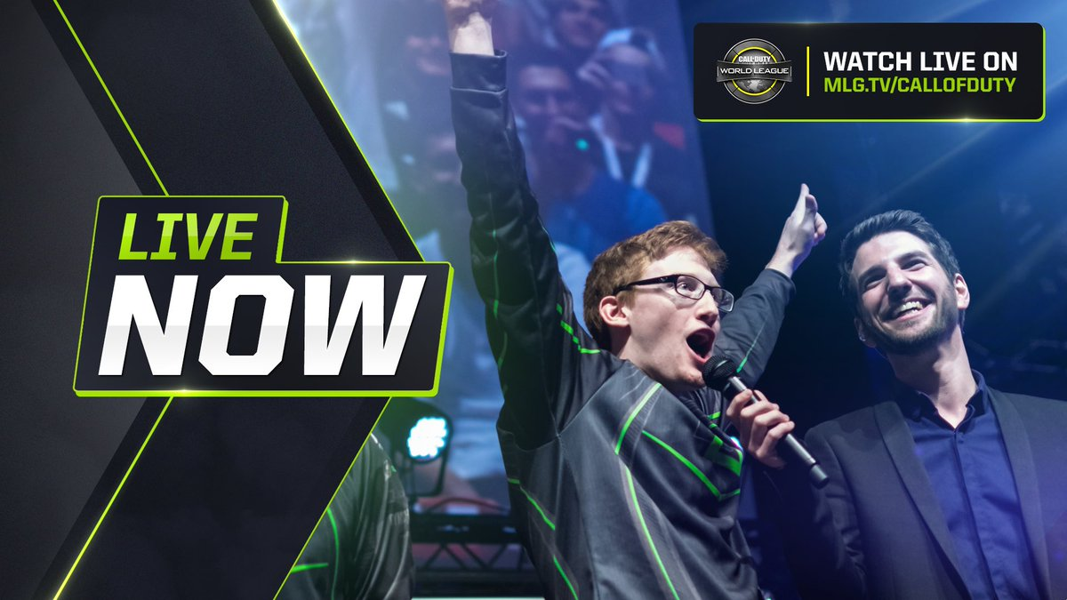 Match 2 of Championship Sunday is underway with #OpTicCoD vs E6!  http...