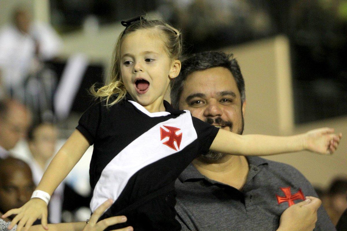 'Enquanto houver um coração infantil, o Vasco será imortal'