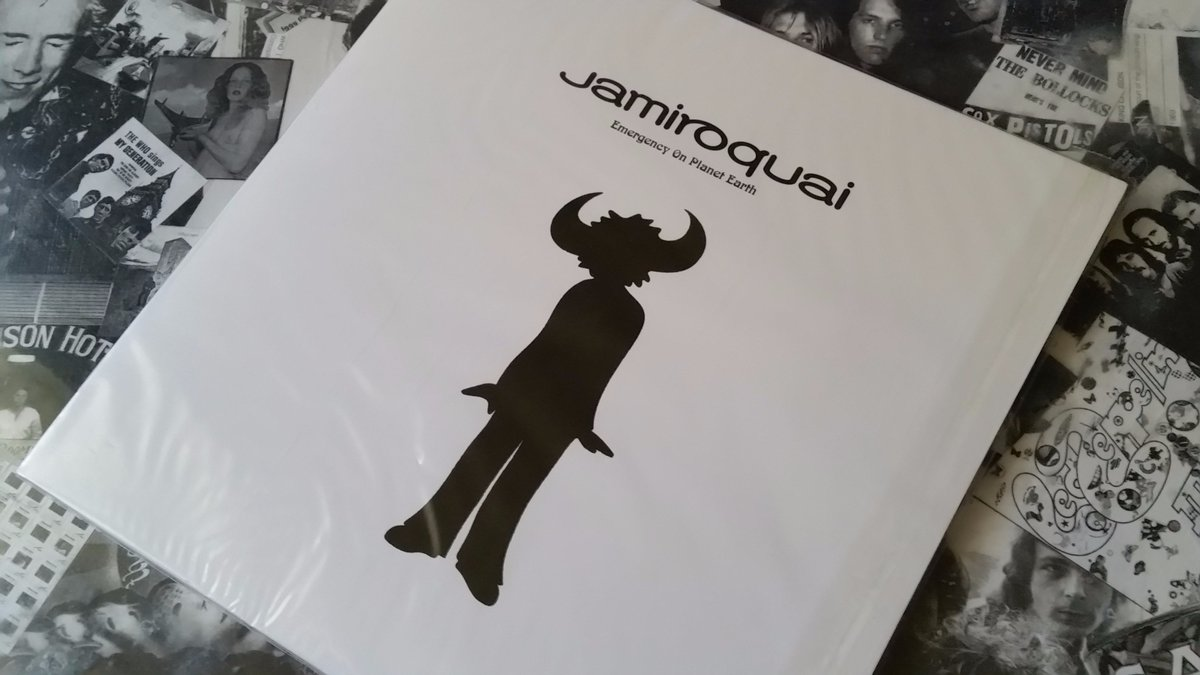 Jamiroquai ~ Emergency On Planet Earth (1993, Sony Soho Square)   http://www. waxdiggereviews.com/2016/12/wax-di gger-reviews-express-09.html &nbsp; …   #Vinyle #Musique #Funk<br>http://pic.twitter.com/iRFuHRURnQ