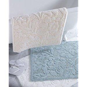коврик для ванной комнаты вязанный руками
