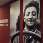 """""""La vittoria più bello e quella che ancora deve venire"""" - Enzo Ferrari  [The finest victory is that which is yet to be won]"""