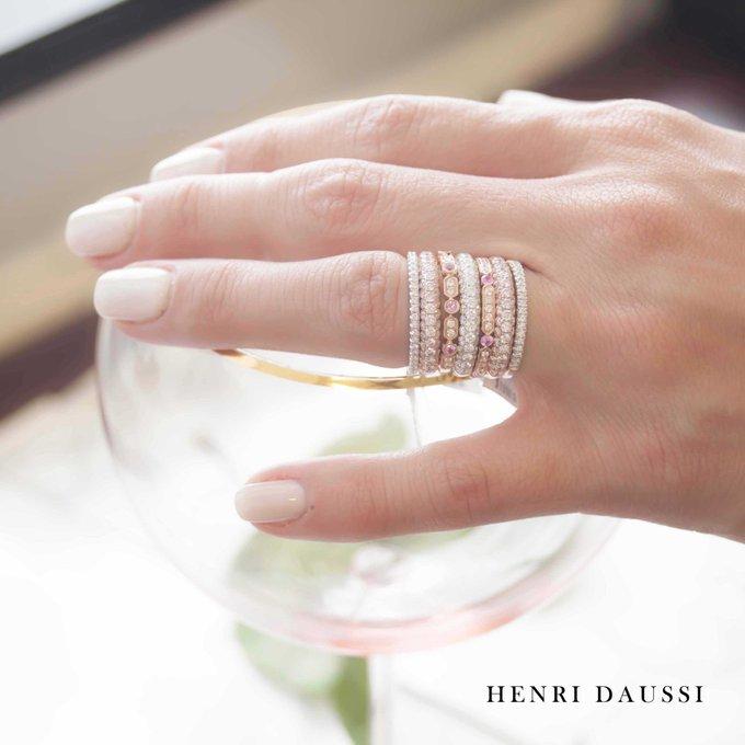 Henri Daussi :: Siebke Hoyt Jewelers