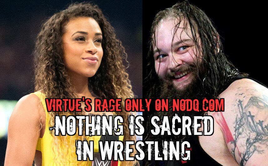 Nothing is Sacred in Wrestling