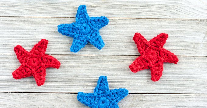 How to Crochet a Star