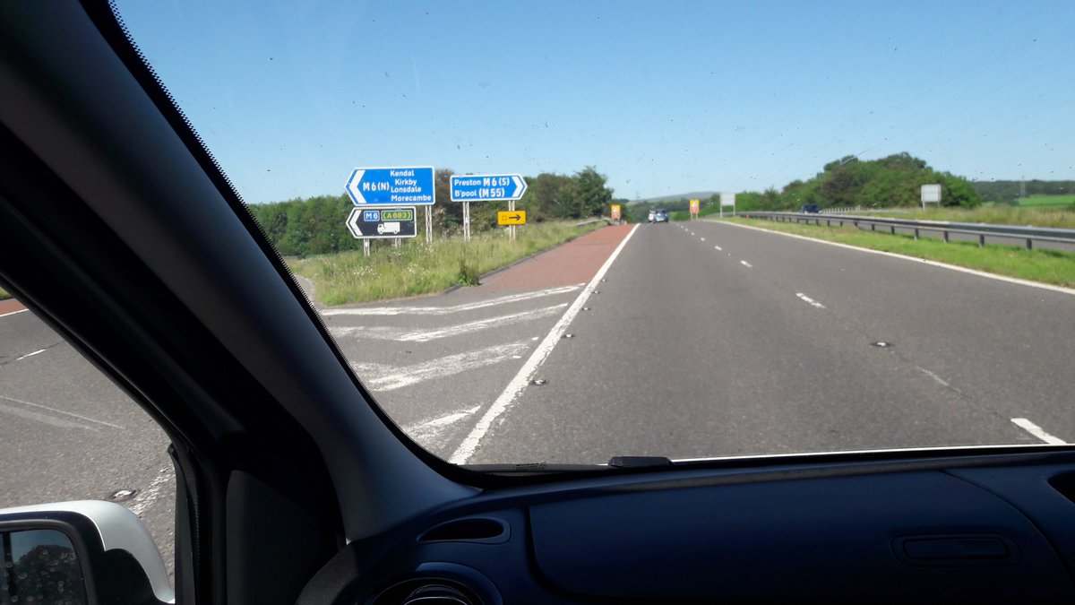 That&#39;s it the #festivalbugs are #ontheroad to #Glastonbury2017! If you&#39;re heading south on the M6 look out for @panemma &amp; @thatali_ecol!<br>http://pic.twitter.com/qgXdPsVezB