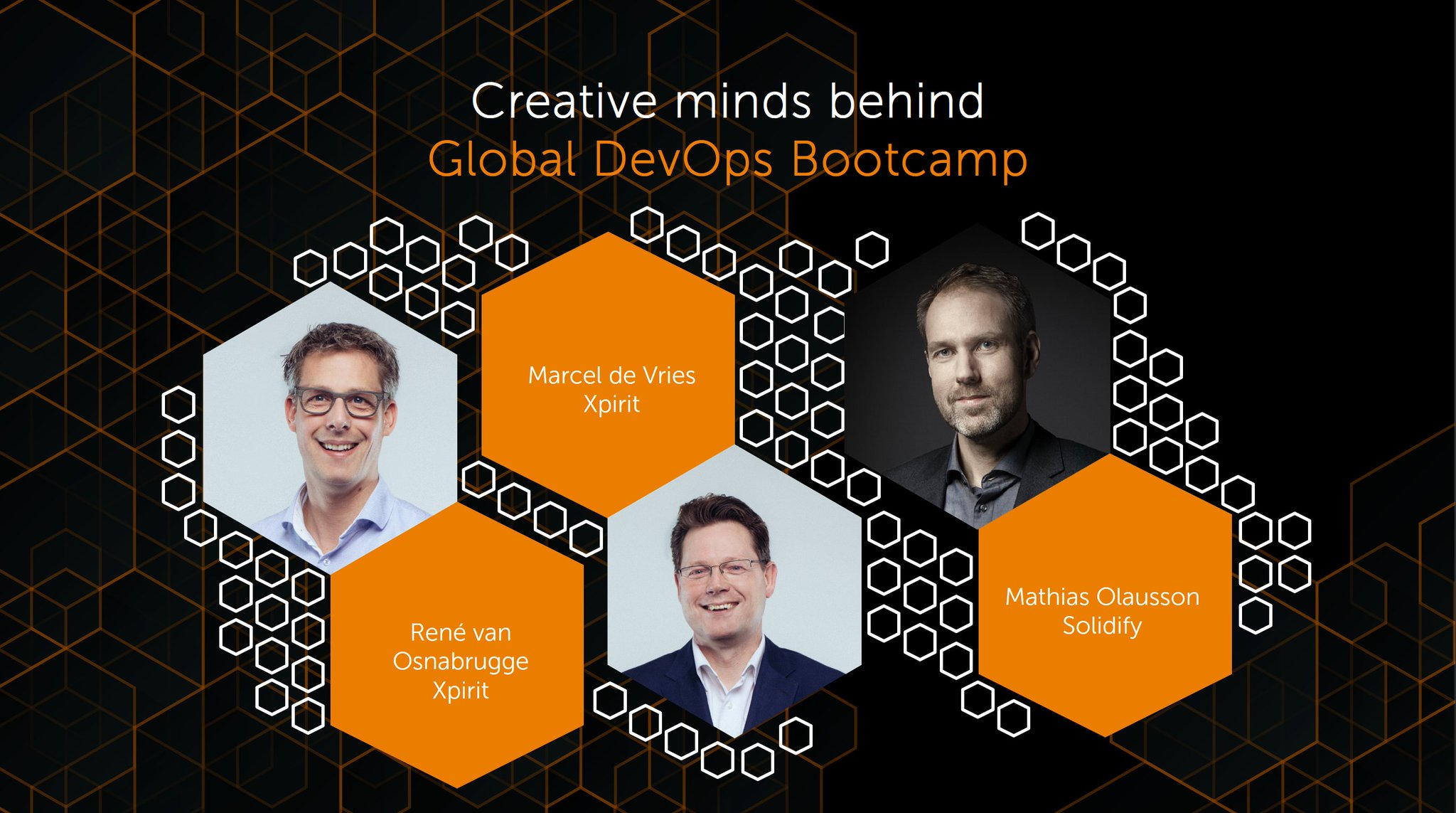 Still very energetic after the Global DevOps Bootcamp yesterday! Thanks again @renevo @marcelv @molausson for this magnificant idea! #GDBC https://t.co/Dh70AYC4Ee