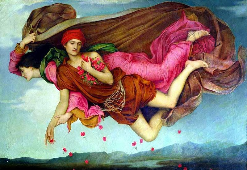 &quot;For in dreams we enter a world that is entirely our own&quot; Harry Potter &amp; The Prisoner of Azkaban  Evelyn De #Morgan  Night &amp; Sleep  BNotte <br>http://pic.twitter.com/YofSr5cT1O