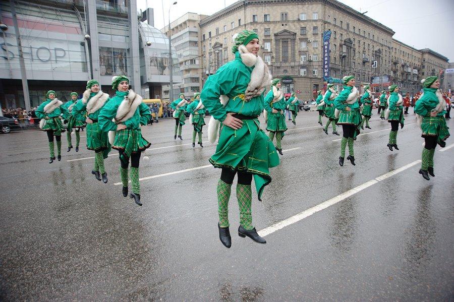 Irish escort tour