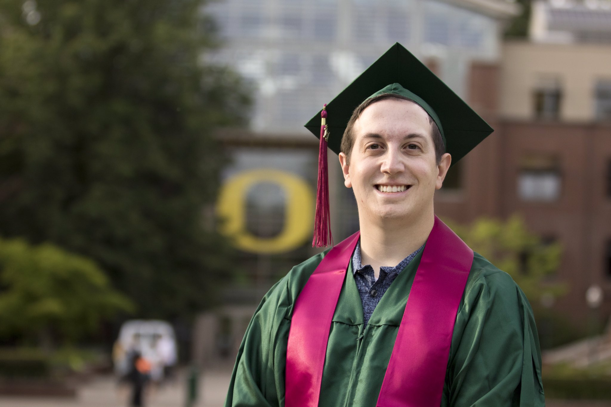 Well this day sure came quickly. Graduation today, leaving tomorrow, and starting work on Tuesday. #DuckGrad17 https://t.co/LiQVKH1tUc