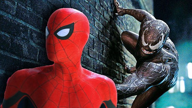Is Sony now indicating that #SpiderMan and #Venom will be connected? https://t.co/O1hcwelIZU
