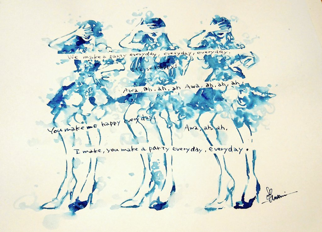 You make me happy everyday~♪ #Perfume #prfm<br>http://pic.twitter.com/IvZ99zLceL