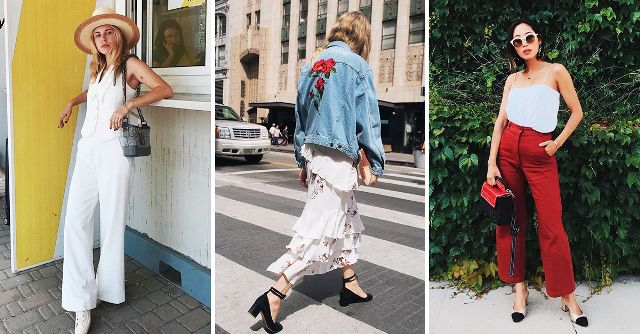 8 Fresh Outfits That Will 100% Get You Noticed
