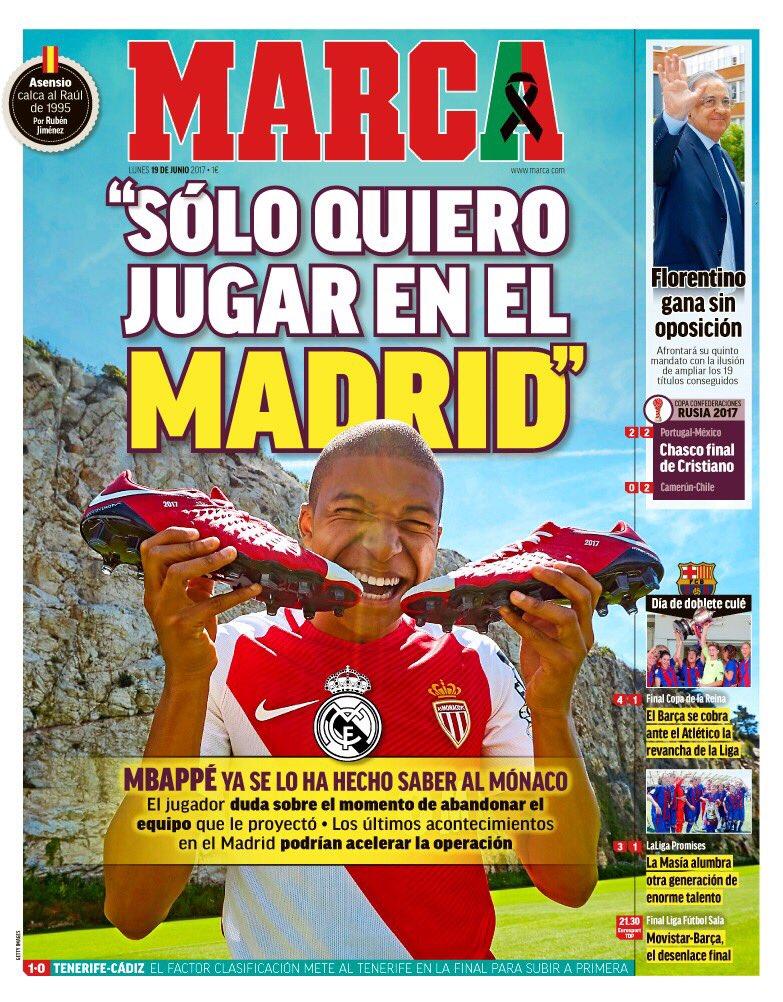 The new king of football - Kylian Mbappe - Page 15 DCo1BU0XkAAAsFt